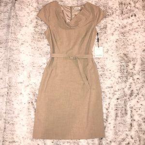 🆕Calvin Klein- Sheath Dress